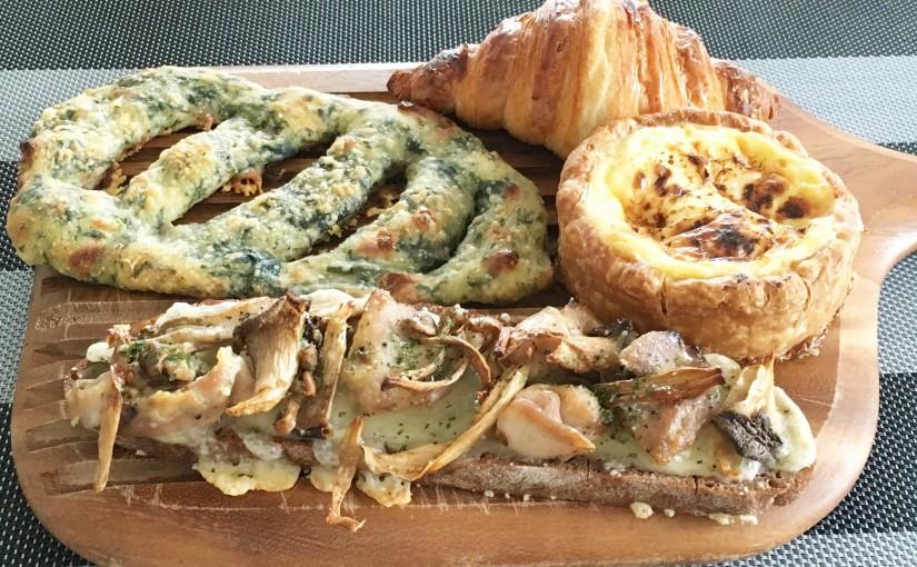 円山散歩 円麦のこだわりパン