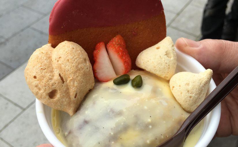 行列の出来る函館のお菓子屋さん