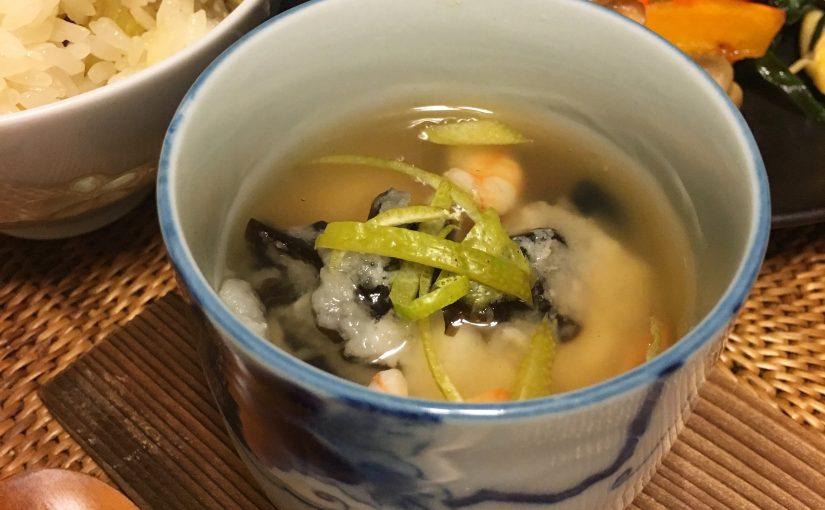 美味しい冬野菜であたたかな和食を